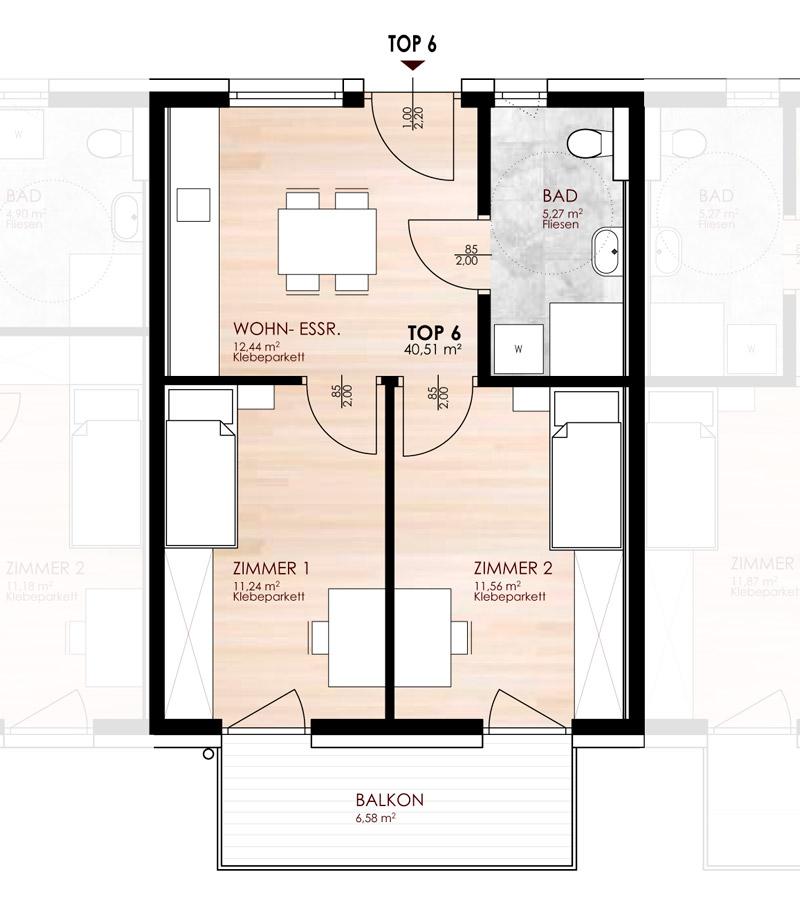 mietwohnung innsbruck perthalergasse 1 erstbezug. Black Bedroom Furniture Sets. Home Design Ideas